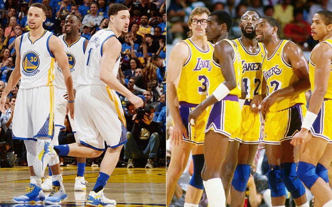 NBA Dynasties