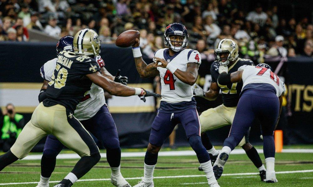 New Orleans Saints vs Houston Texans Week One Preview