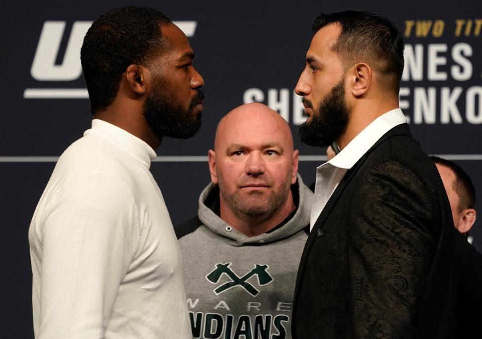 UFC 247 Preview: Jones vs Reyes
