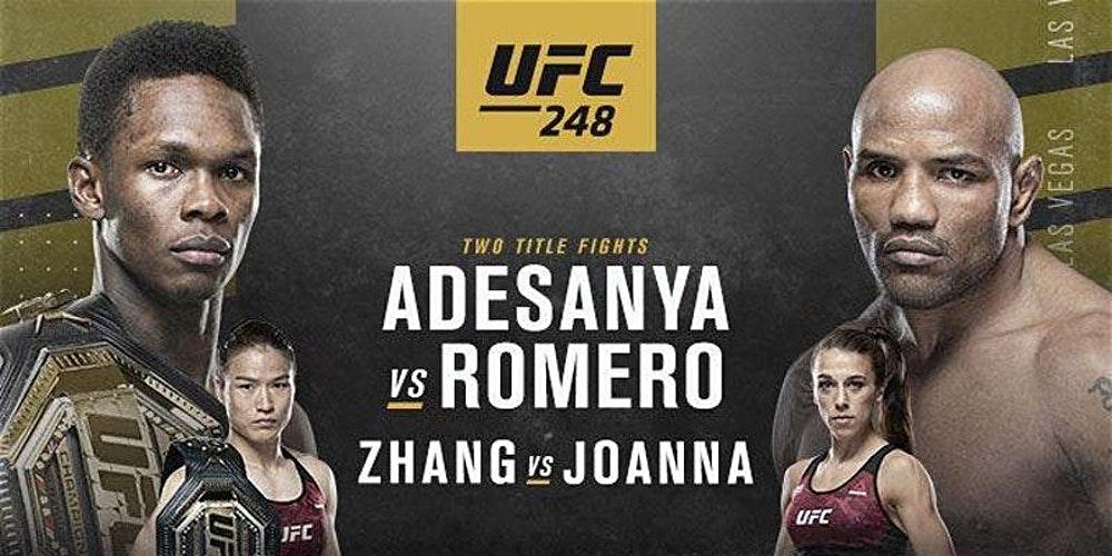 UFC 248 Aftermath