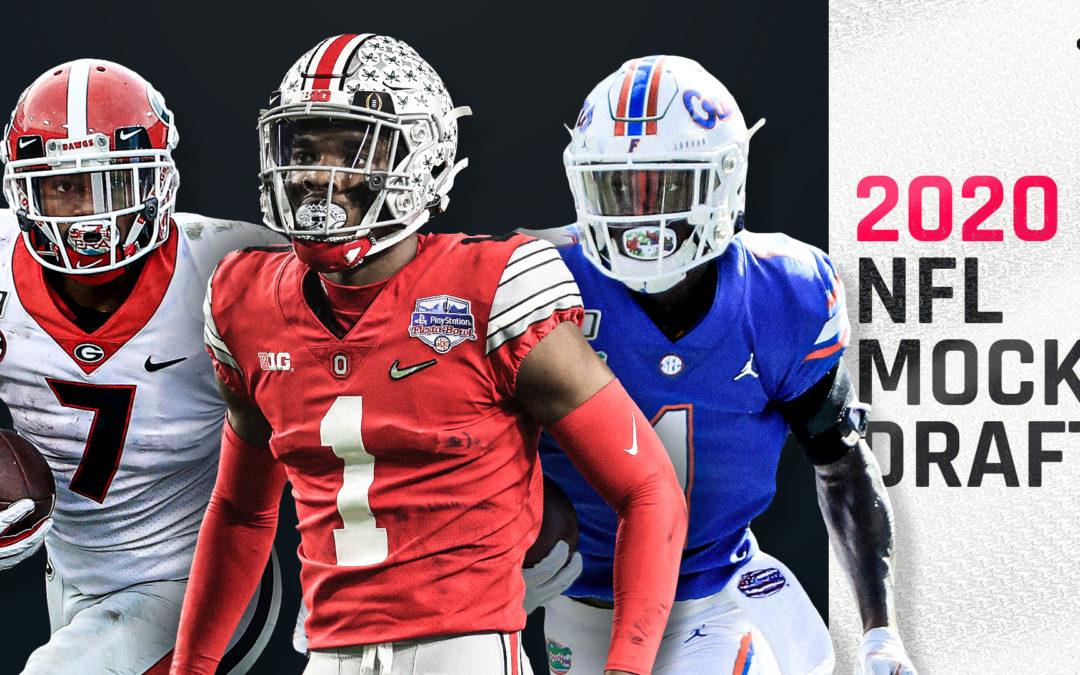 Unwrapped Sports 2 Round Mock Draft Recap: Washington Redskins and New York Jets