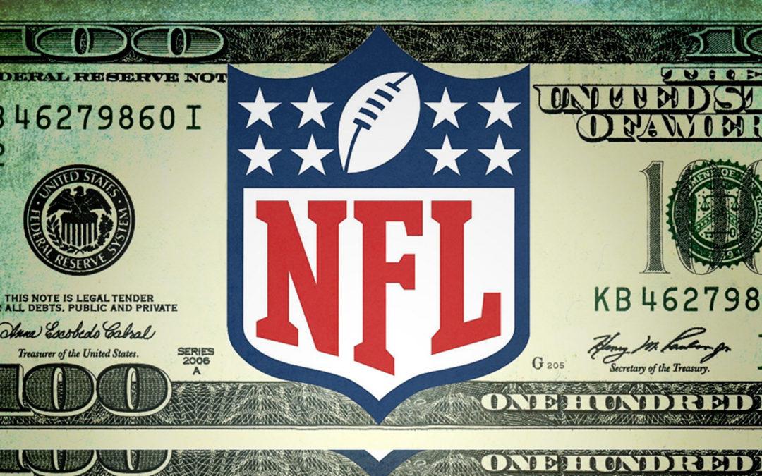 Week 6 NFL Gambling Lines