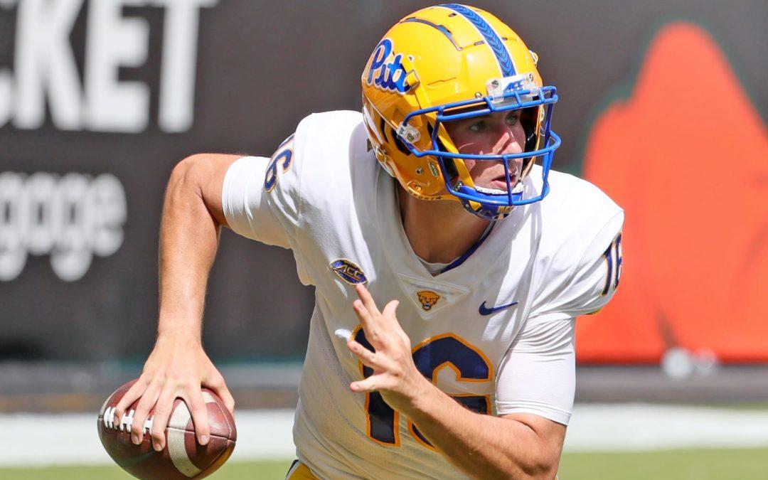 Joey Yellen to Start at Quarterback for Pitt