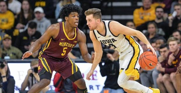 Iowa Starts Big 10 Play 1-1