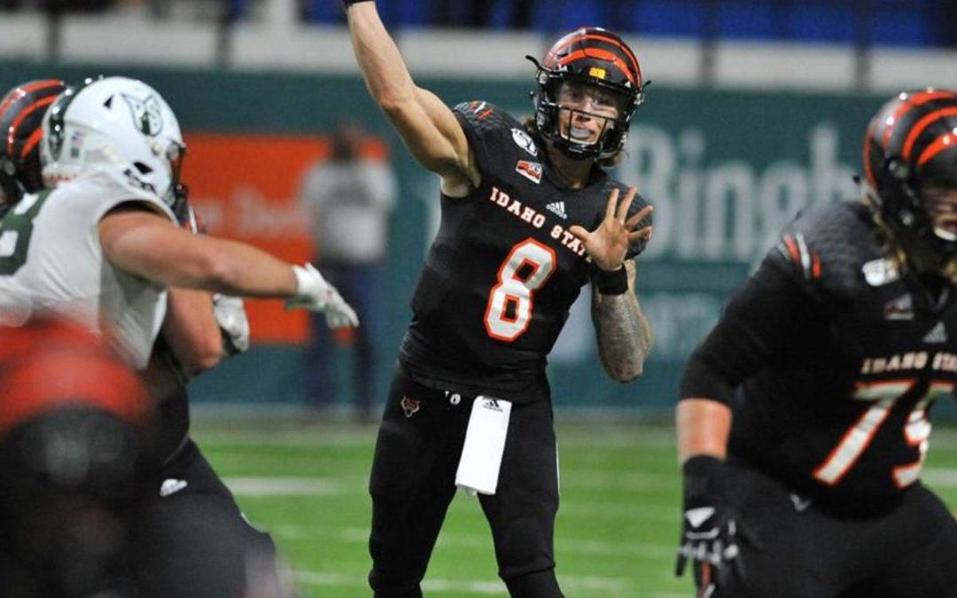 2021 NFL Draft Prospect: Matt Struck QB Idaho State